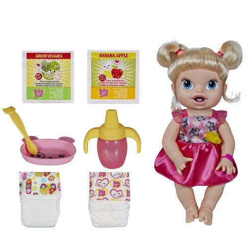 ベビーアライブ 赤ちゃん おままごと ベビー人形 A7022 Baby Alive My Baby All Gone Doll, Blonde(Discontinued by manufacturer)ベビーアライブ 赤ちゃん おままごと ベビー人形 A7022