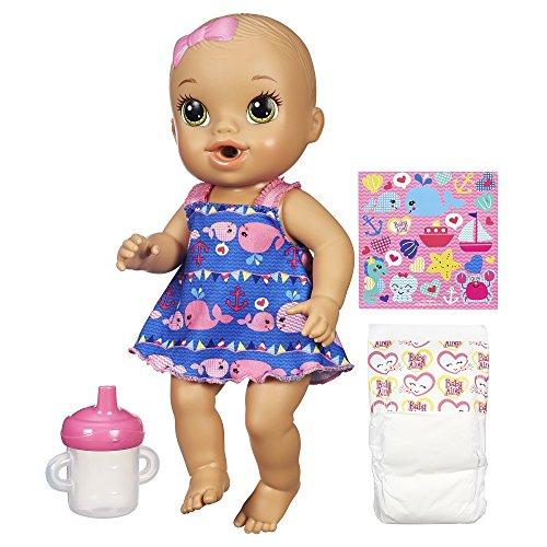 ベビーアライブ 赤ちゃん おままごと ベビー人形 A9295221 Baby Alive Sips 'n Cuddles Nautical Dollベビーアライブ 赤ちゃん おままごと ベビー人形 A9295221