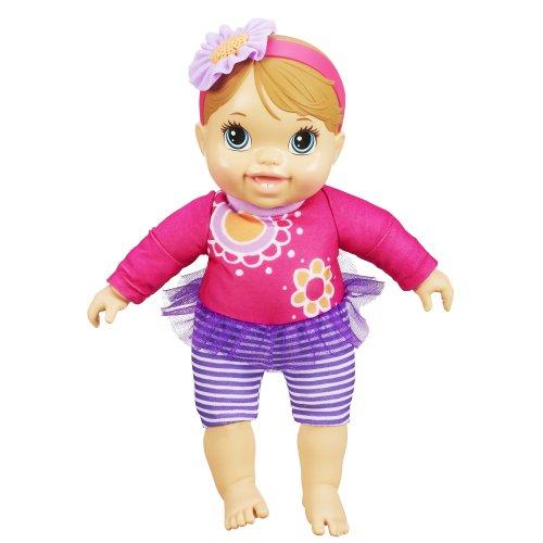 ベビーアライブ 赤ちゃん おままごと ベビー人形 A5977 Baby Alive Plays and Giggles Blonde Baby Dollベビーアライブ 赤ちゃん おままごと ベビー人形 A5977