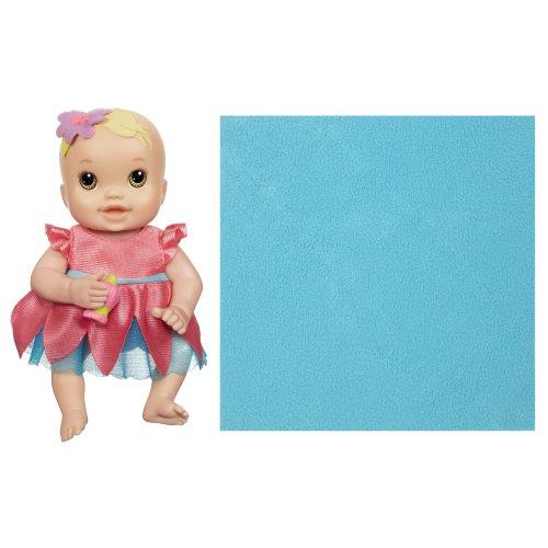 ベビーアライブ 赤ちゃん おままごと ベビー人形 A2148 Baby Alive Kicks and Cuddles Newborns Doll - Caucasian Light Brown Eyes, 6-Inchベビーアライブ 赤ちゃん おままごと ベビー人形 A2148