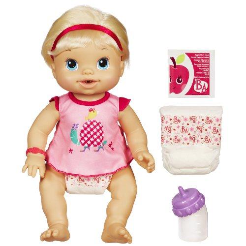 ベビーアライブ 赤ちゃん おままごと ベビー人形 32807 Baby Alive Wets And Wiggles Blondeベビーアライブ 赤ちゃん おままごと ベビー人形 32807