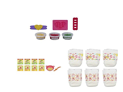ベビーアライブ 赤ちゃん おままごと ベビー人形 Hasbro Baby Alive Sippy Cup and 2 Snack Packs Bundleベビーアライブ 赤ちゃん おままごと ベビー人形