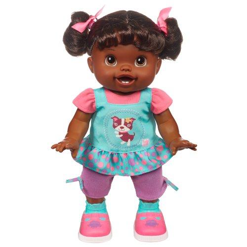 ベビーアライブ 赤ちゃん おままごと ベビー人形 A0202 Baby Alive Baby Wanna Walk, African Americanベビーアライブ 赤ちゃん おままごと ベビー人形 A0202