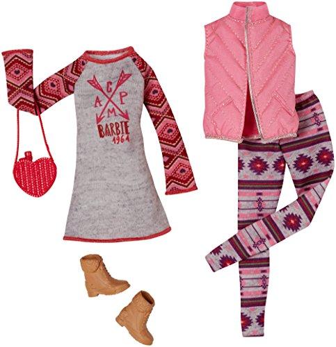 バービー バービー人形 着せ替え 衣装 ドレス CLL21 【送料無料】Barbie Fashions Complete Look, 2 Packバービー バービー人形 着せ替え 衣装 ドレス CLL21