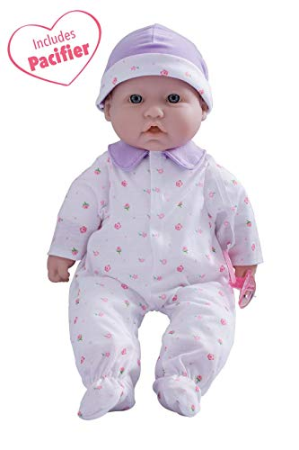 ジェーシートイズ 赤ちゃん おままごと ベビー人形 15030_B JC Toys, La Baby 16-inch Purple Washable Soft Baby Doll with Baby Doll Accessories - for Children 12 Months and Older, Designed by Berenguジェーシートイズ 赤ちゃん おままごと ベビー人形 15030_B