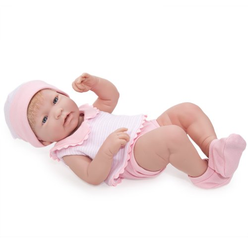予約販売 ジェーシートイズ 赤ちゃん おままごと ベビー人形 18105 JC 18105 おままごと Toys La La Newborn Girl, 17