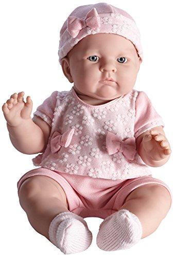 ジェーシートイズ 赤ちゃん おままごと ベビー人形 18803 JC Toys Lily 18