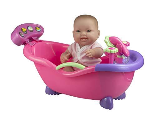 ジェーシートイズ 赤ちゃん おままごと ベビー人形 26480 【送料無料】JC Toys Lots to Love Babies Doll Real Working Bathtub with Electronic Bath Sounds All Vinyl Water Friendly 14 inch Posable Dジェーシートイズ 赤ちゃん おままごと ベビー人形 26480