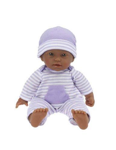 ジェーシートイズ 赤ちゃん おままごと ベビー人形 JC Toys, La Baby 11-inch African American Washable Soft Body Play Doll For Children 18 months or Older, Designed by Berenguer by JC Toysジェーシートイズ 赤ちゃん おままごと ベビー人形