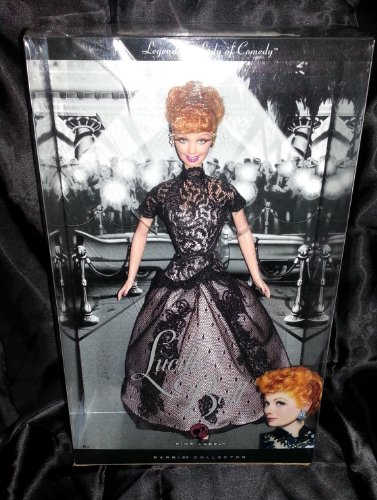 バービー バービー人形 日本未発売 Lucille Ball Mattel 2008 Lucille Ball Legendary Lady of Comedy Doll in Black Dressバービー バービー人形 日本未発売 Lucille Ball