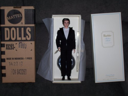 バービー バービー人形 ケン Ken X8283 【送料無料】Mattel Barbie X8283 BFC Exclusive Tailored Tuxedo Kenバービー バービー人形 ケン Ken X8283