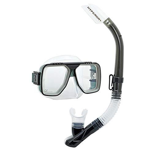 シュノーケリング マリンスポーツ UC-5019-SK TUSA Sport Adult Liberator Mask and Snorkel Combo, Smokeシュノーケリング マリンスポーツ UC-5019-SK