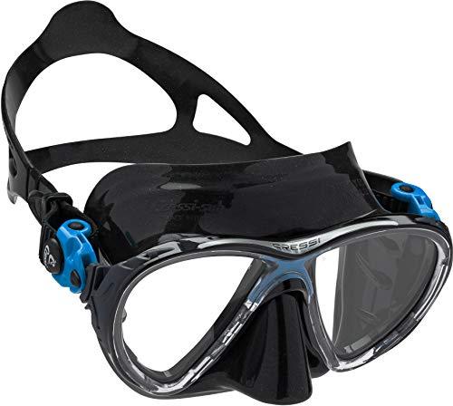 シュノーケリング マリンスポーツ DS336520 【送料無料】Cressi Big Eyes Evolution, black/blueシュノーケリング マリンスポーツ DS336520