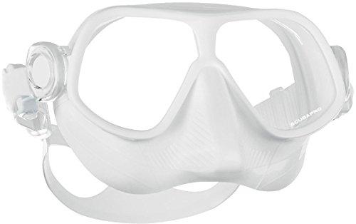 シュノーケリング マリンスポーツ ScubaPro Steel Comp Freediving Mask (White)シュノーケリング マリンスポーツ, KULALASHOP:07214d53 --- come-ing.jp