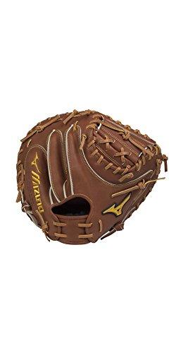 グローブ キャッチャーミット ミズノ 野球 ベースボール 312441.RG8A.23.3350 【送料無料】Mizuno Pro Limited Edition Catcher's Mitt, Chestnut, 33.5