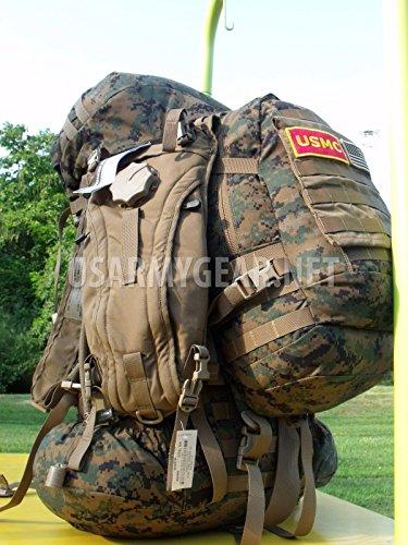 ミリタリーバックパック タクティカルバックパック サバイバルゲーム サバゲー アメリカ USMC GEN 2 Complete ILBE Back Pack Ruck Sack System Set + Assault Pack USGIミリタリーバックパック タクティカルバックパック サバイバルゲーム サバゲー アメリカ