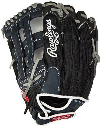 グローブ 内野手用ミット ローリングス 野球 ベースボール R130BGB 【送料無料】Rawlings Renegade Series Pro Mesh Back Glove, Black, 13