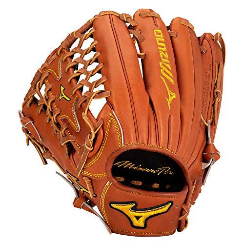 グローブ 外野手用ミット ミズノ 野球 ベースボール 312382.FR8A.16.1275 【送料無料】Mizuno Pro Ball Gloves Baseball Chestnut 12 3/4グローブ 外野手用ミット ミズノ 野球 ベースボール 312382.FR8A.16.1275