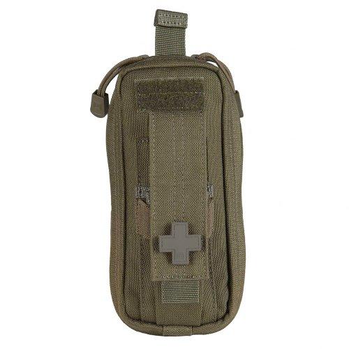 タクティカルポーチ ミリタリーポーチ サバイバルゲーム サバゲー アメリカ 511_56096 5.11 Tactical Compact MOLLE Med Pouch, 3