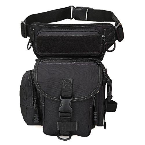 タクティカルポーチ ミリタリーポーチ サバイバルゲーム サバゲー アメリカ Multipurpose Tactical Fanny Pack Walking Man Military Drop Leg holster Bag Tool Thigh Waist Belt Pack Leg Poタクティカルポーチ ミリタリーポーチ サバイバルゲーム サバゲー アメリカ