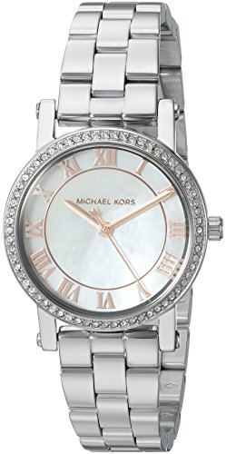 マイケルコース 腕時計 レディース 母の日特集 マイケル・コース MK3557 【送料無料】Michael Kors Women's Norie Silver-Tone Watch MK3557マイケルコース 腕時計 レディース 母の日特集 マイケル・コース MK3557