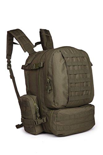ミリタリーバックパック タクティカルバックパック サバイバルゲーム サバゲー アメリカ OUTGEAR Military Assault MOLLE Rucksack 3 Day Large Tactical Gear Backpack with Grenミリタリーバックパック タクティカルバックパック サバイバルゲーム サバゲー アメリカ