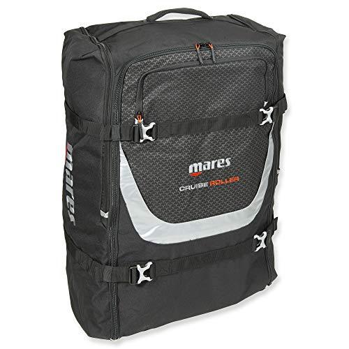 シュノーケリング マリンスポーツ 【送料無料】Mares Cruise Mesh Backpack Deluxe (Black, Cruise Backpack Roller)シュノーケリング マリンスポーツ