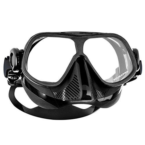 シュノーケリング マリンスポーツ 【送料無料】ScubaPro Steel Comp Freediving Mask (Black)シュノーケリング マリンスポーツ
