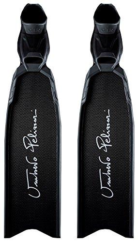 シュノーケリング マリンスポーツ 【送料無料】UMBERTO PELIZZARI UP-F1 Carbon Freedive Fins (43/44 (9/10))シュノーケリング マリンスポーツ