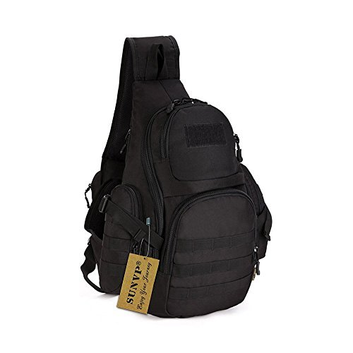 ミリタリーバックパック タクティカルバックパック サバイバルゲーム サバゲー アメリカ Tactical Sling Pack Backpack Military Shoulder Chest Bag by Sunvpミリタリーバックパック タクティカルバックパック サバイバルゲーム サバゲー アメリカ