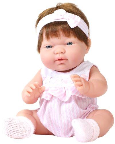 ジェーシートイズ 赤ちゃん おままごと ベビー人形 18380 【送料無料】JC Toys Brunette ANI Baby Dollジェーシートイズ 赤ちゃん おままごと ベビー人形 18380