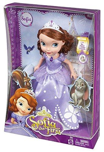 ちいさなプリンセス ソフィア ディズニージュニア Y9186 【送料無料】Disney Sofia The First Scale Fashion Doll, Largeちいさなプリンセス ソフィア ディズニージュニア Y9186