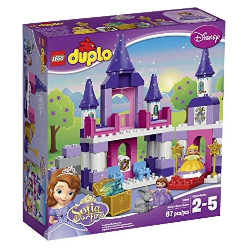 ちいさなプリンセス ソフィア ディズニージュニア 6101180 LEGO DUPLO Disney Sofia the First Royal Castle 10595ちいさなプリンセス ソフィア ディズニージュニア 6101180