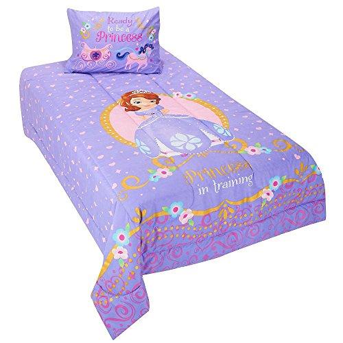 ちいさなプリンセス ソフィア ディズニージュニア 25030 Disney Sofia the First Twin Comforter Setちいさなプリンセス ソフィア ディズニージュニア 25030
