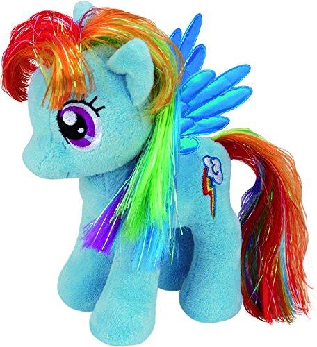 マイリトルポニー ハズブロ hasbro、おしゃれなポニー かわいいポニー ゆめかわいい 41005 【送料無料】My Little Pony - Rainbow Dash 8