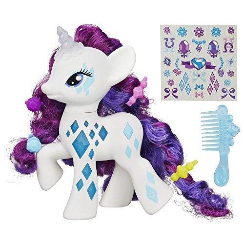 マイリトルポニー ハズブロ hasbro、おしゃれなポニー かわいいポニー ゆめかわいい B0367 【送料無料】My Little Pony Friendship Magic Glamour Glow Rarityマイリトルポニー ハズブロ hasbro、おしゃれなポニー かわいいポニー ゆめかわいい B0367
