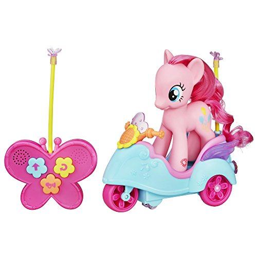 マイリトルポニー ハズブロ hasbro、おしゃれなポニー かわいいポニー ゆめかわいい B2214AS00-P My Little Pony Pinkie Pie RC Scooterマイリトルポニー ハズブロ hasbro、おしゃれなポニー かわいいポニー ゆめかわいい B2214AS00-P