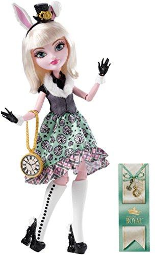 エバーアフターハイ 人形 ドール CDH57 Ever After High Bunny Blanc Dollエバーアフターハイ 人形 ドール CDH57