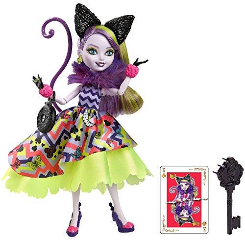 エバーアフターハイ 人形 ドール CJF41 Ever After High Way Too Wonderland Kitty Chesire Dollエバーアフターハイ 人形 ドール CJF41