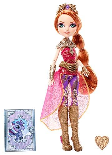 エバーアフターハイ 人形 ドール DHF37 Ever After High Dragon Games Holly O'Hair Dollエバーアフターハイ 人形 ドール DHF37