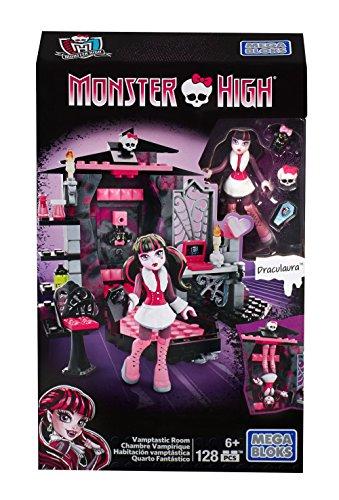 メガブロック メガコンストラックス 組み立て 知育玩具 CNF80 Mega Bloks Monster High Draculaura's Vamptastic Room Building Setメガブロック メガコンストラックス 組み立て 知育玩具 CNF80
