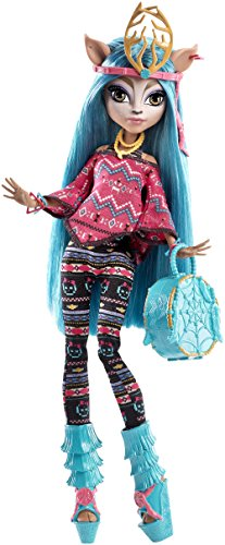モンスターハイ 人形 ドール CJC61 【送料無料】Monster High Brand-Boo Students Isi Dawndancer Dollモンスターハイ 人形 ドール CJC61
