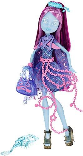 モンスターハイ 人形 ドール CDC33 【送料無料】Monster High Haunted Student Spirits Kiyomi Haunterly Dollモンスターハイ 人形 ドール CDC33