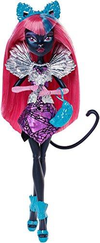 モンスターハイ 人形 ドール CJF27 【送料無料】Monster High Boo York, Boo York City Schemes Catty Noir Dollモンスターハイ 人形 ドール CJF27