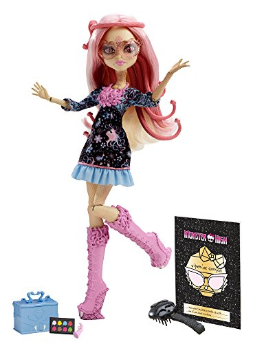 モンスターハイ 人形 ドール BDD85 【送料無料】Monster High Frights, Camera, Action! Viperine Gorgon Doll (Discontinued by manufacturer)モンスターハイ 人形 ドール BDD85