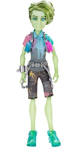 モンスターハイ 人形 ドール CGV19 Monster High Haunted Student Spirits Porter Geiss Dollモンスターハイ 人形 ドール CGV19
