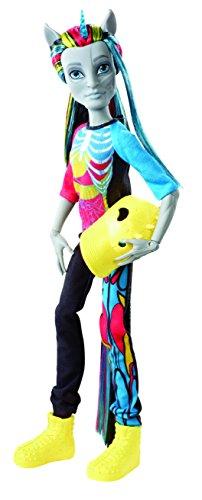 モンスターハイ 人形 ドール CBP33 【送料無料】Monster High Freaky Fusion Neighthan Rot Dollモンスターハイ 人形 ドール CBP33