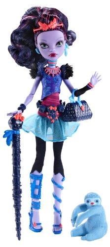 モンスターハイ 人形 ドール BJF62 【送料無料】Monster High Jane Boolittle Dollモンスターハイ 人形 ドール BJF62