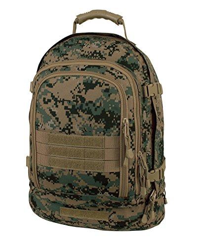 ミリタリーバックパック タクティカルバックパック サバイバルゲーム サバゲー アメリカ 9979DGC Mercury Tactical Gear Code Alpha 3 Day Stretch Tactical Backpack, Maミリタリーバックパック タクティカルバックパック サバイバルゲーム サバゲー アメリカ 9979DGC
