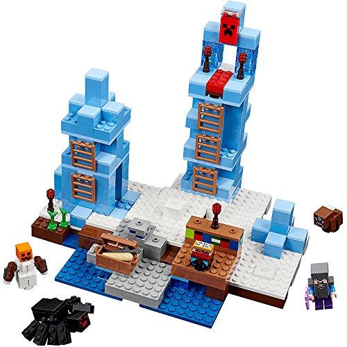 レゴ マインクラフト 6174354 LEGO Minecraft The Ice Spikes 21131レゴ マインクラフト 6174354